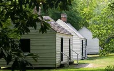 The Slave Dwelling Project, Outdoor – Afro and Magnolia Plantation and Gardens