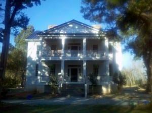 Laurelwood Plantation House, Eastover, SC