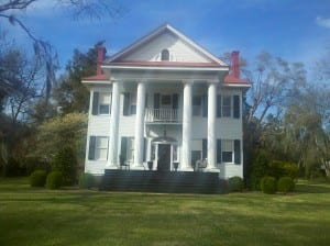 Mansion at Kathwood Plantation