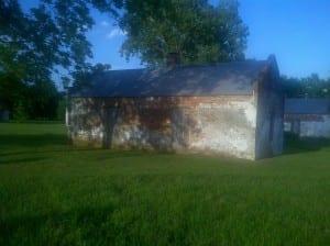 Slave Cabin at Magnolia Plantation