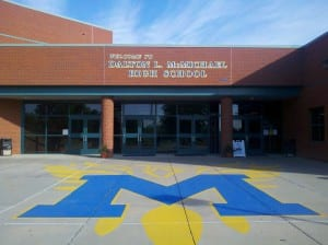 Dalton H. McMichael High School, Mayodan, NC