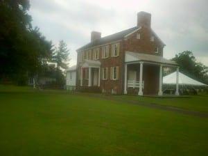 Mansion at Ben Lomond Historic Site, Manassas, Virginia