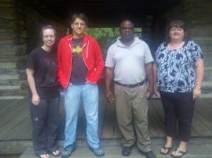 Slave Cabin at Belle Meade