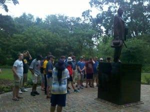 Denmark Vessey Statue, Hampton Park, SC