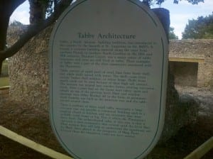 Tabby Ruins, Daufuskie Island, SC