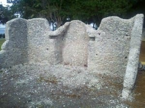 Tabby Ruins, Haig Point, Daufuskie Island, SC