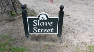 Slave Street at Boone Hall Plantation, Mt. Pleasant, SC