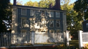 The Royall House, Medford, Massachusetts