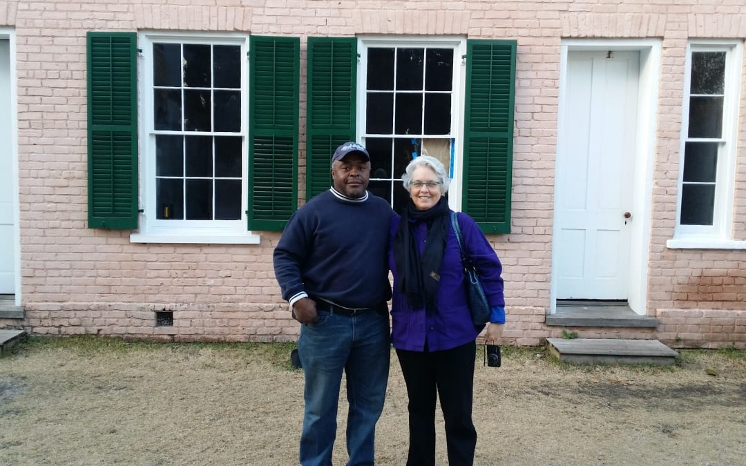 Sleeping in Slave Dwellings: At First They Thought I'd Lost My Mind