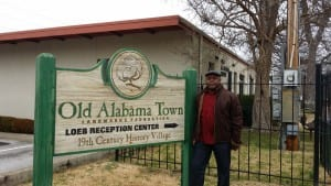Terry James at Old Alabama Town