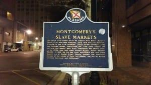 Montgomery Slave Market