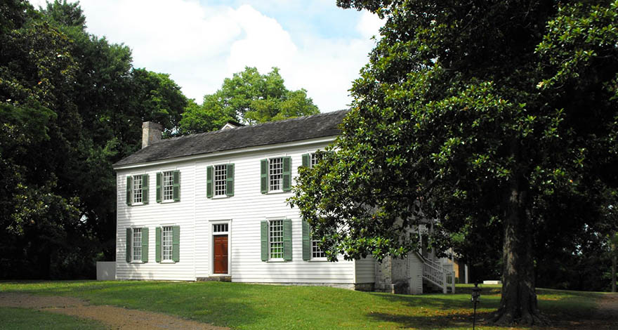 Slave Dwelling Project to Visit Historic Travellers Rest