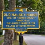 The Thomas Halsey House Homestead