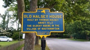 The Thomas Halsey House Homestead