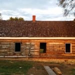 Slave Cabin at Clermont Farm