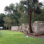 Tabby Ruins at Haig Point on Daufuskie Island, SC