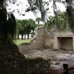 Tabby Ruins at Daufuskie, SC