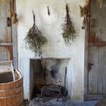 Slave Cabin Interior