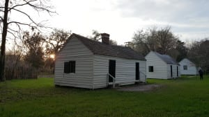 Slave Cabins at Magnolia Plantation