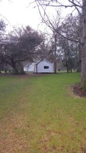 Slave Cabins at Magnolia Plantion