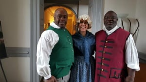 Terry James, Lynda Davis and Joseph McGill