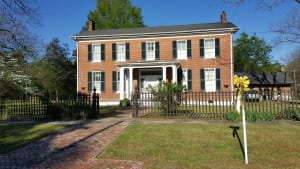 Burton Place, Holly Springs, Mississippi