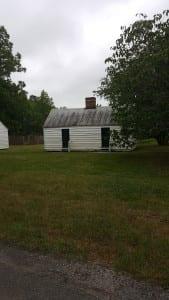 Slave Cabin at Magnolia Plantatiion
