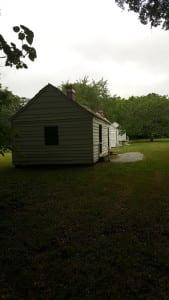 Slave Cabins at Magnolia Plantation