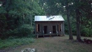 Slave Cabin at Woodburn Plantation