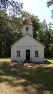 Chapel in Friendfield Village