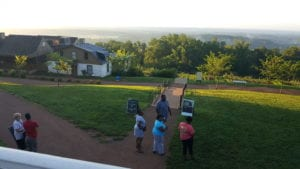 Monticello's descendants to the enslaved
