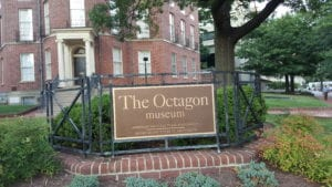 The Octagon House, Washington, DC